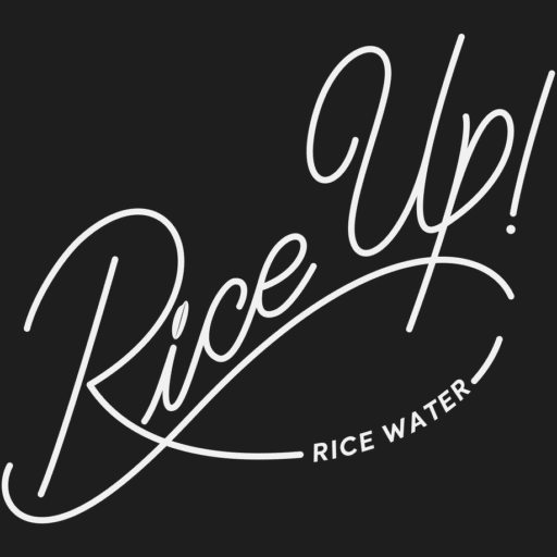 Rice Up! Rijstwater